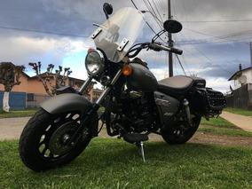 Hermosa Moto Keeway Chooper