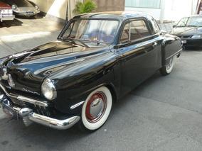 Studebaker Champion 1947 Coupê Placa Preta Coleção