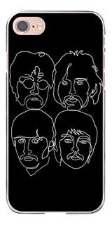 Funda Para Celular - The Beatles - Motorola