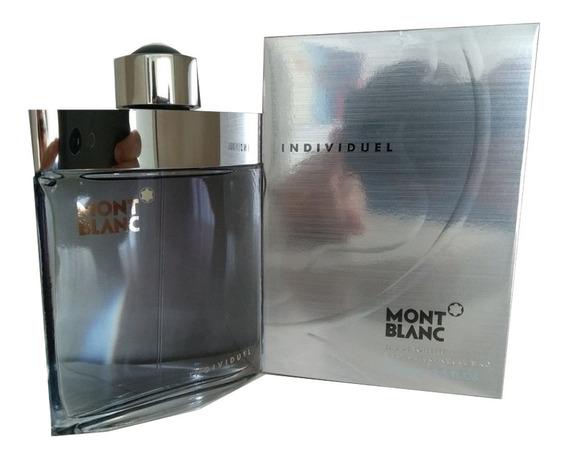 Perfume Individuel Mont Blanc 75ml