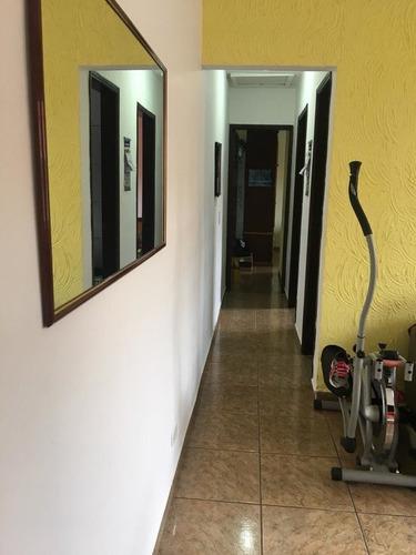 Casa-3 Dormitorios-jd Alpino-2464 - 2464