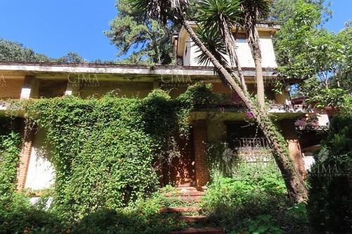 Venta Casa Con Jardin Maduro Y Plano - V167