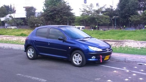 Peugeot 206 Xt 1.6 Midnight