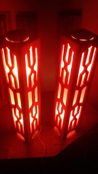 Lámparas Esquineros Artesanales Caladas A Mano