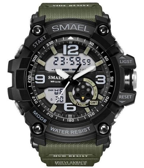 Relógio Militar S Shock Smael A Prova D