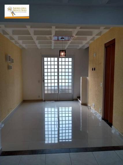 Casa Com 2 Dormitórios À Venda Por R$ 265.000,00 - Vila Nova Bonsucesso - Guarulhos/sp - Ca0212
