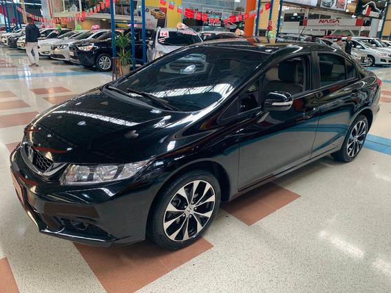 Honda Civic Lxr 2.0 Flex Automatico
