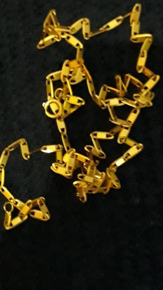 Ouro 4.5 Gramas ,65 Cm