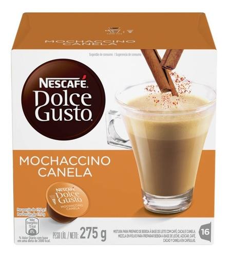 Nescafe Dolcegusto Mochaccino Canela Pack X3. Hiperofertas