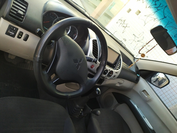 Mitsubishi L200 2013 3.2 Triton Glx Cab. Dupla 4x4 4p