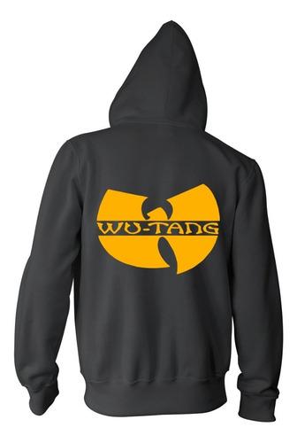 Campera Wu Tang Clan