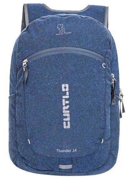 Mochila Thunder 24l Curtlo - Azul / Mescla