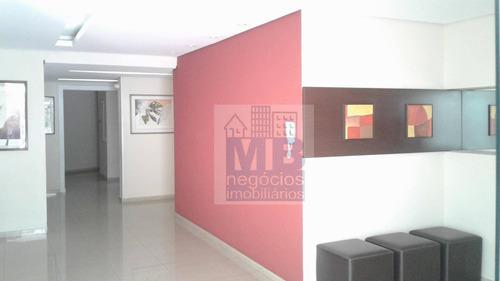 Apartamento Com 3 Dormitórios À Venda, 69 M² Por R$ 425.000,00 - Jardim Marajoara - São Paulo/sp - Ap3798