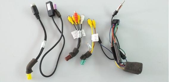 Chicote Completo Auto Radio Booster