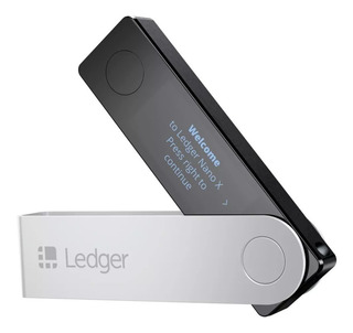 Ledger Nano X -- A Pronta Entrega --