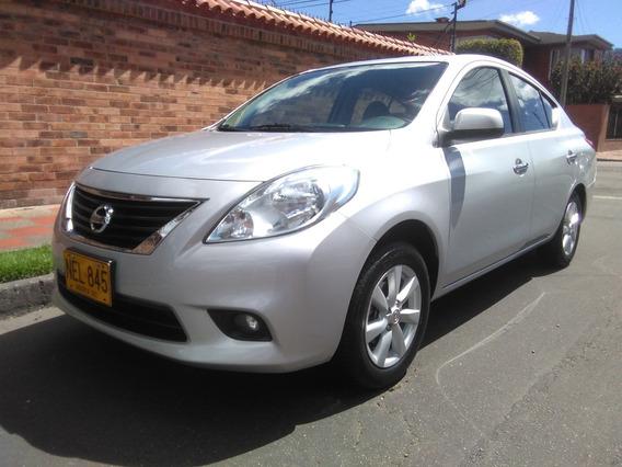 Nissan Versa Motor 1.6 2013 Full Equipo.