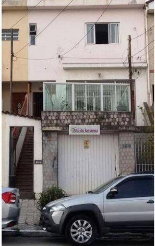 Sobrado Com 2 Dormitórios À Venda, 90 M² - Jardim Da Glória - São Paulo/sp - So1153