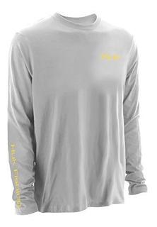 Huk Kscott Pf Twighlight Ls Color: Blanco (h1200051wht) Mult
