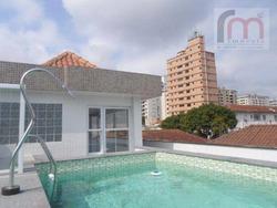 Casa Residencial À Venda, Ponta Da Praia, Santos. - Codigo: Ca0176 - Ca0176