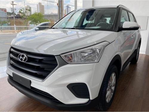 Imagem 1 de 14 de Hyundai Creta 1.6 16v Flex Action Automático