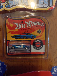 Hot Wheels Retro Miniatura Twin Mill Worlds Smallest