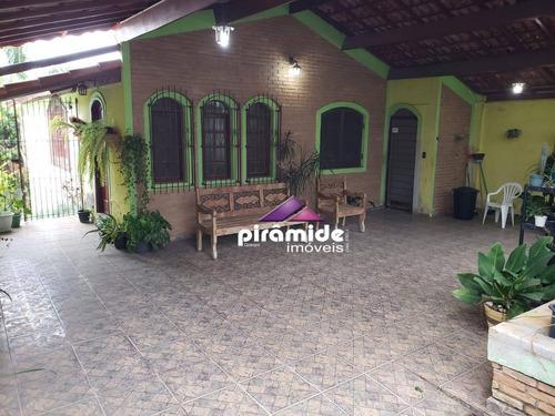 Casa À Venda, 181 M² Por R$ 400.000,00 - Jardim Satélite - São José Dos Campos/sp - Ca4963