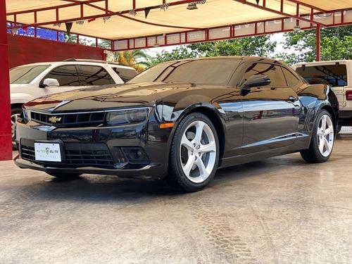 Imagen 1 de 7 de Chevrolet Camaro 2015 6.2 Coupe Ss V8 At