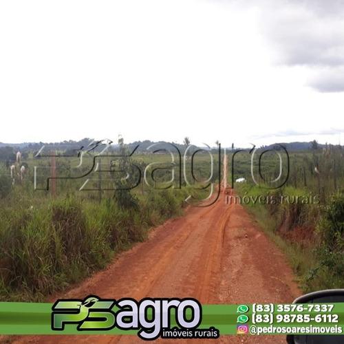 Imagem 1 de 7 de Fazenda À Venda, 100000000 M² Por R$ 70.000.000  - Alta Floresta/mt - Fa0248