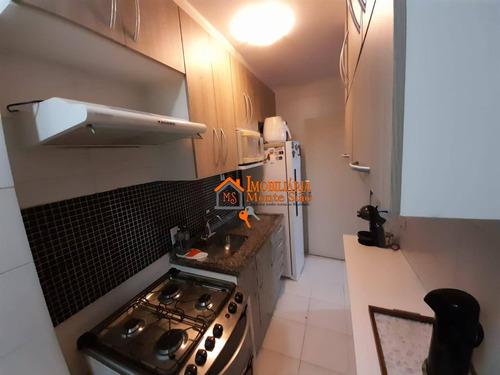 Imagem 1 de 30 de Apartamento Com 2 Dormitórios À Venda, 52 M² Por R$ 318.000,00 - Jardim Flor Da Montanha - Guarulhos/sp - Ap2950