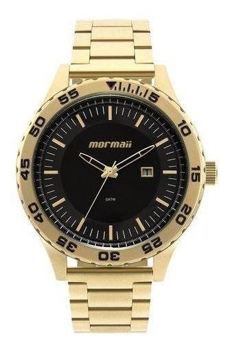 Relógio Mormaii Steel Basic Masculino Mo2115az/4p