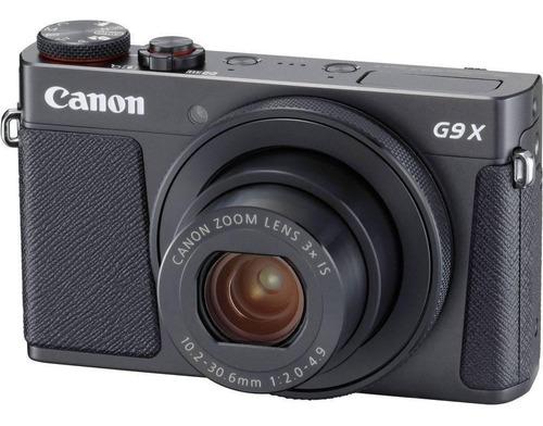 Canon Cam Powershot Gx Mark I I Aceito Huawei P20pró