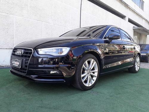 Audi A3 1.8 Tfsi Ambition S-tronic 5p Blindado