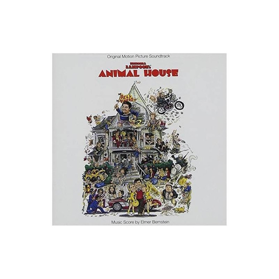 Animal House (20th Anniversary) / Ost Usa Import Cd