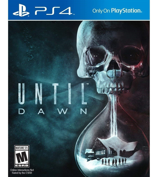 Until Dawn - Ps4 Lacrado