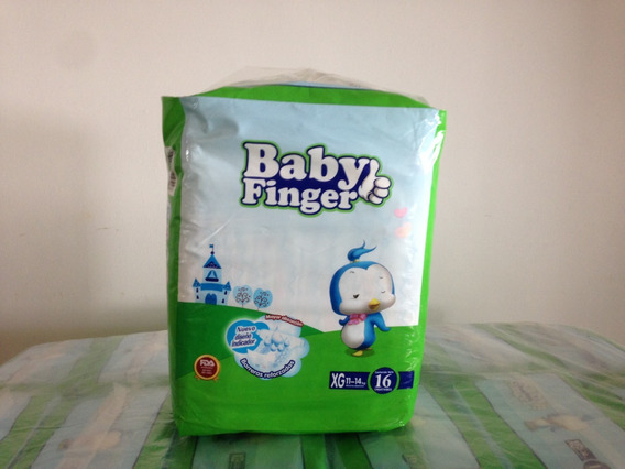 Pañales Desechables Ecologicos Baby Finger