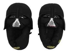 Pantufa Darth Vader 3d Original Star Wars
