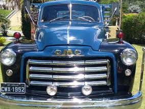 Caminhão Gmc 1952 Original.