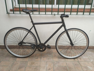 Bicicleta R28 Estilo Fixie C/ Freno Contrapedal