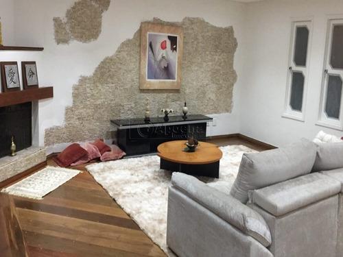 Imagem 1 de 15 de Casa Em Condominio - Aldeia Da Serra - Ref: 67874 - V-67874
