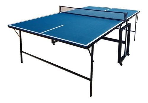 Mesa de ping pong Gambetita 12MM azul