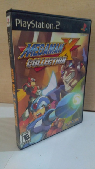 Ps2-megaman X Collection-patch