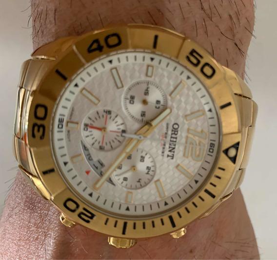 Relógio Orient Novo Peça De Colecionador