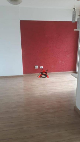 Apartamento Com 2 Dormitórios À Venda, 50 M² - Vila Das Mercês - São Paulo/sp - Ap24787