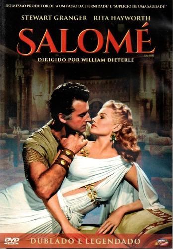 Imagem 1 de 2 de Dvd Salome (1953) - Classicline - Bonellihq D21