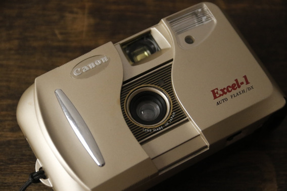 Canon Excel-1 - Câmera Analógica
