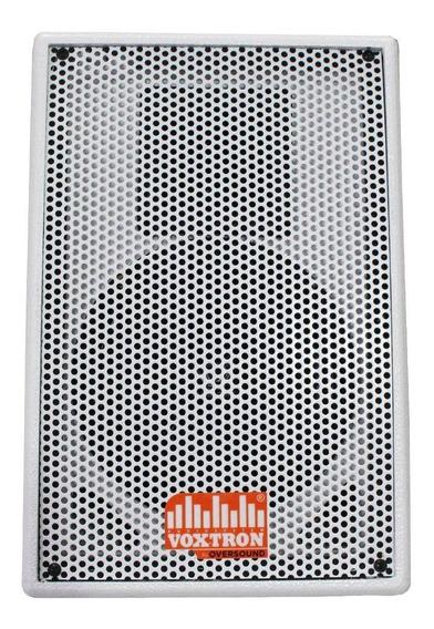 Monitor Passivo Voxtron Moxvoxse8 150w Branco 8 Polegadas