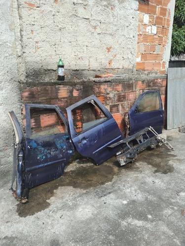 Porta Com Vidro, Motor Esguicho Parabrisa, Painel Frontal