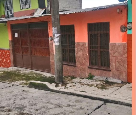 Oportunidad Casa En Coatepec, Ver