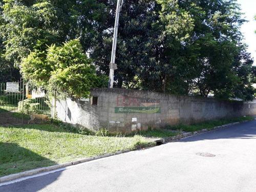 Imagem 1 de 8 de Chácara Residencial À Venda, Jardim Santa Hermínia, São José Dos Campos. - Ch0055