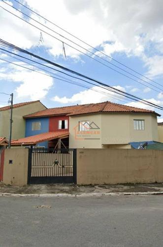 Sobrado À Venda, 70 M² Por R$ 350.000,00 - Jardim São Pedro - São Paulo/sp - So0289